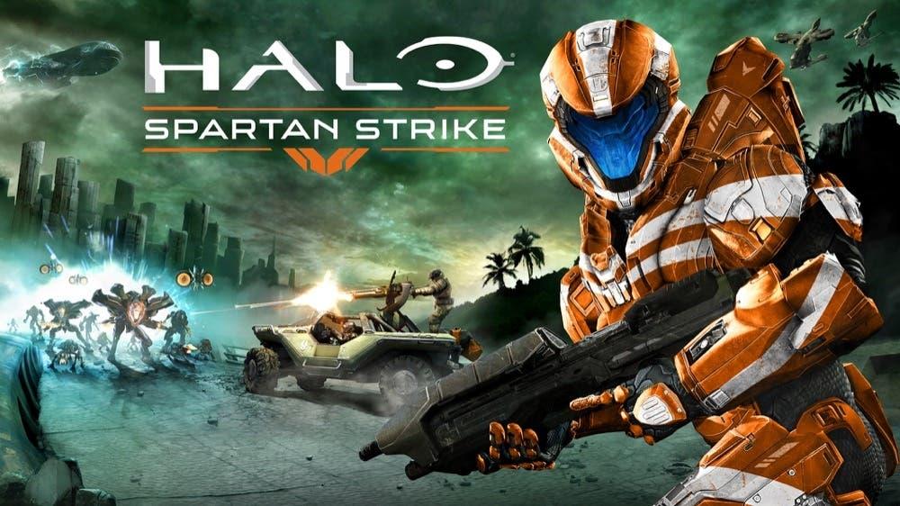 Halo: Spartan Strike Ya Está Disponible En Windows 8