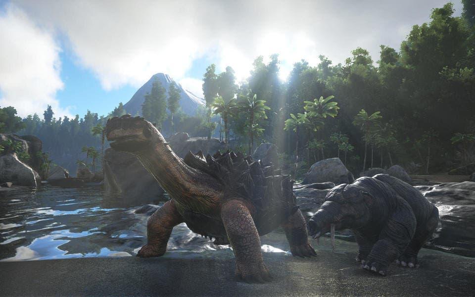 Los responsables de Ark: Survival Evolved comparan el desarrollo en Xbox One y PS4 1