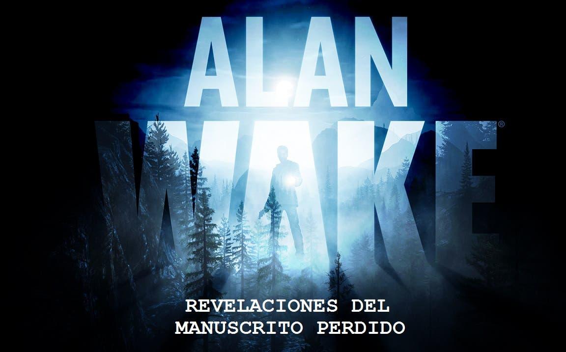 Alan Wake: Revelaciones del Manuscrito Perdido