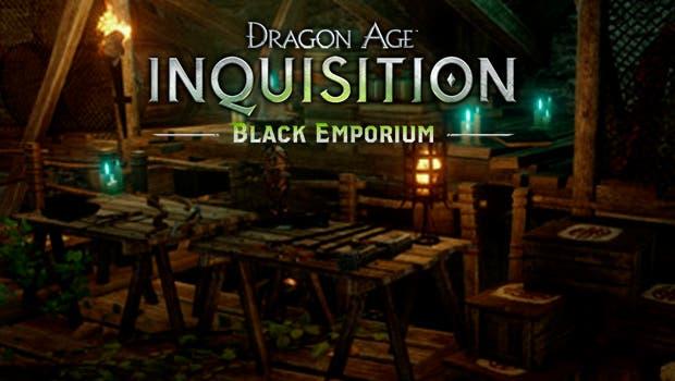 Mañana llegará el Emporio Negro a Dragon Age: Inquisition 1