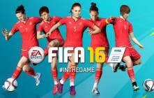 El fútbol femenino llega a FIFA 16