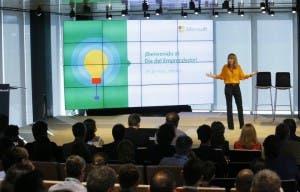 Microsoft celebra en Madrid el Día del Emprendedor
