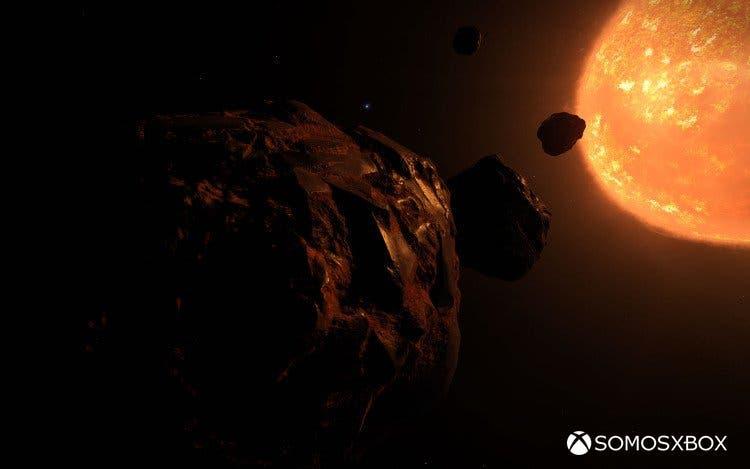 lanzamiento de Elite: Dangerous en Xbox One
