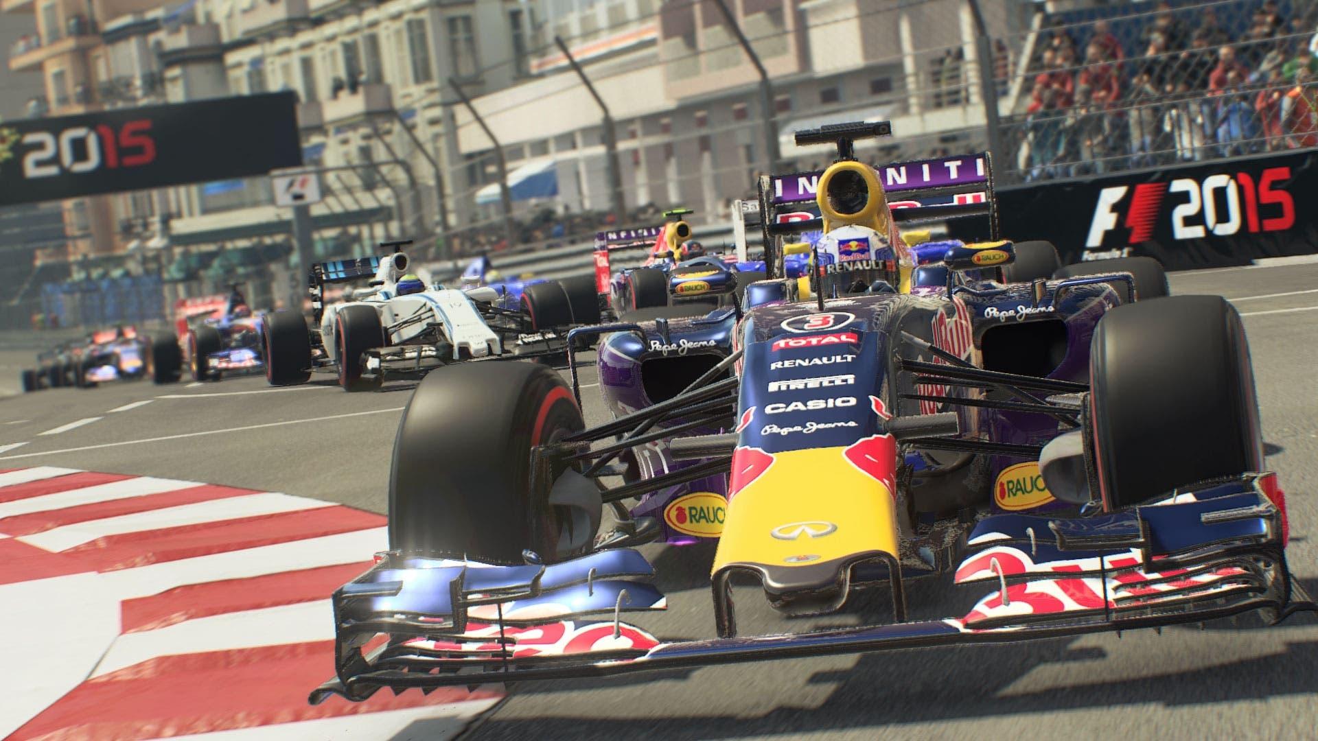 F1 2015 nos presenta su Modo Temporada con este vídeo 1