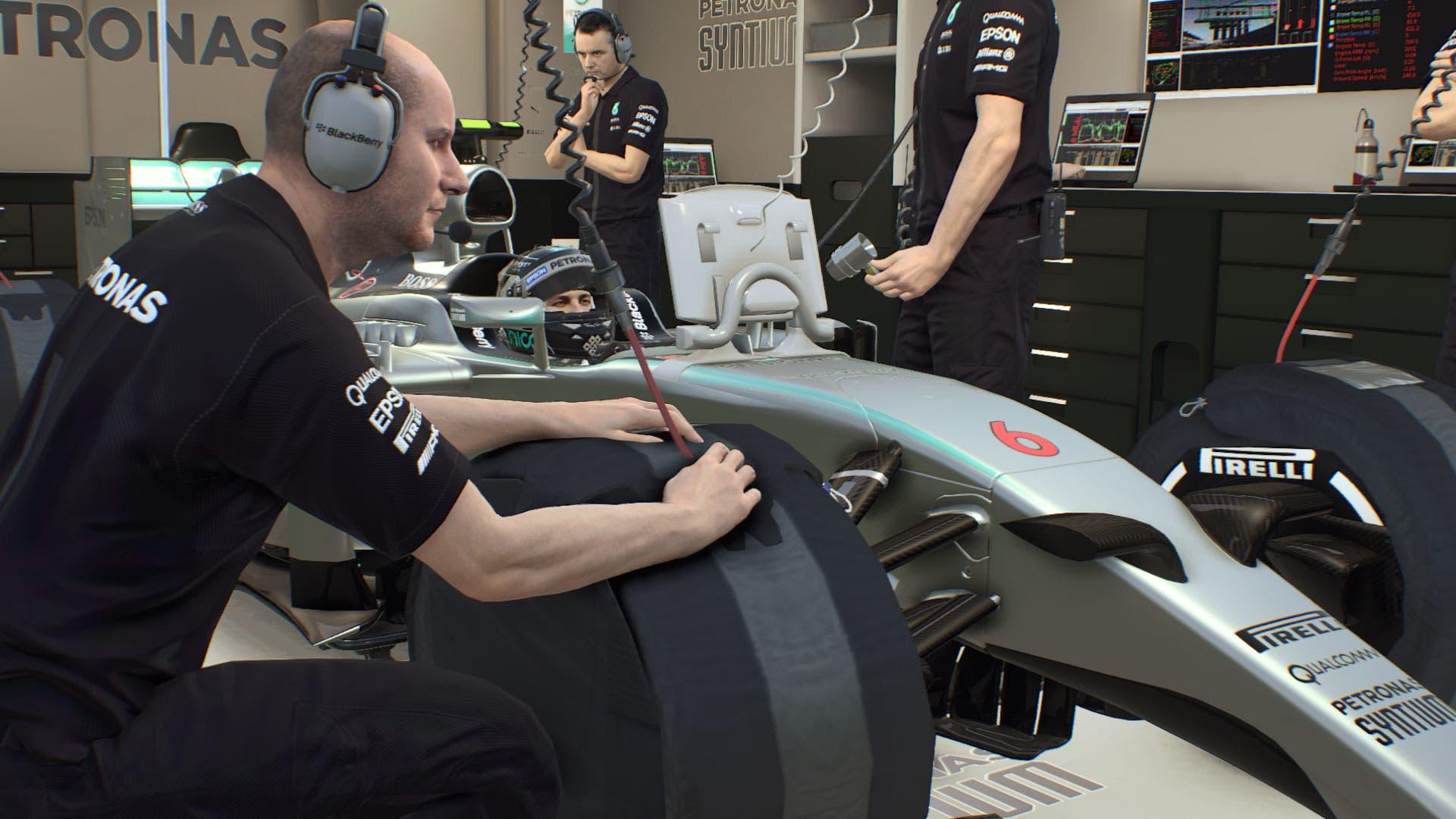 F1 2015 es el más vendido de la semana en U.K. 1