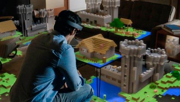 Presentación de HoloLens en el E3 2015 1