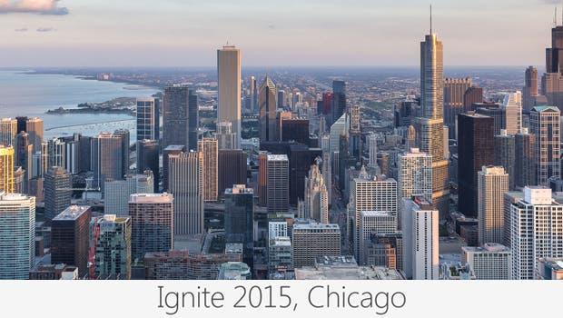 Sigue en directo la Microsoft Ignite Conference 1