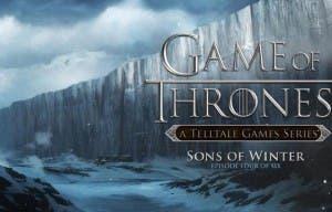 Ya disponible Juego de Tronos – Episodio 4: Sons of Winter en Xbox One y Xbox 360