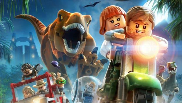 LEGO Jurassic World disponible para reserva y pre descarga 1