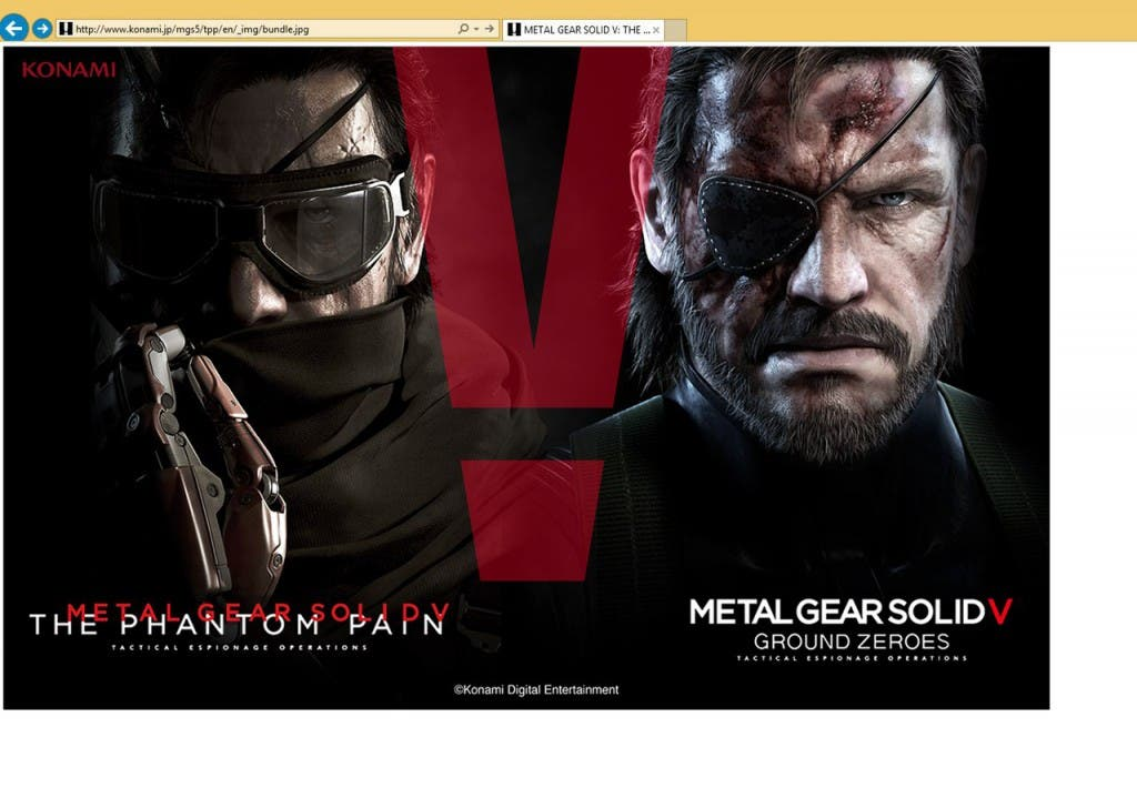 Metal Gear Solid V Bundle