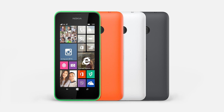 ¿Quieres un móvil Windows? Pues tienes el Lumia 530 a 49€ en Mediamarkt y FNAC 1