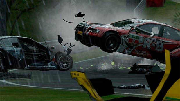 ProjectCARS Crash