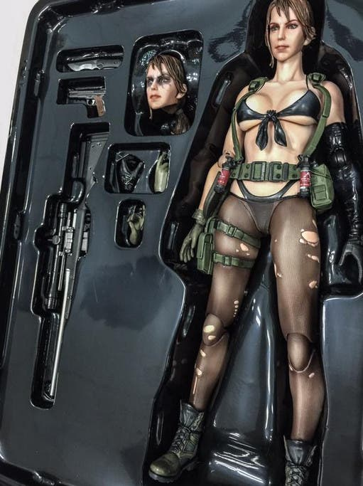 Quiet_Figura_completa_Metal_Gear