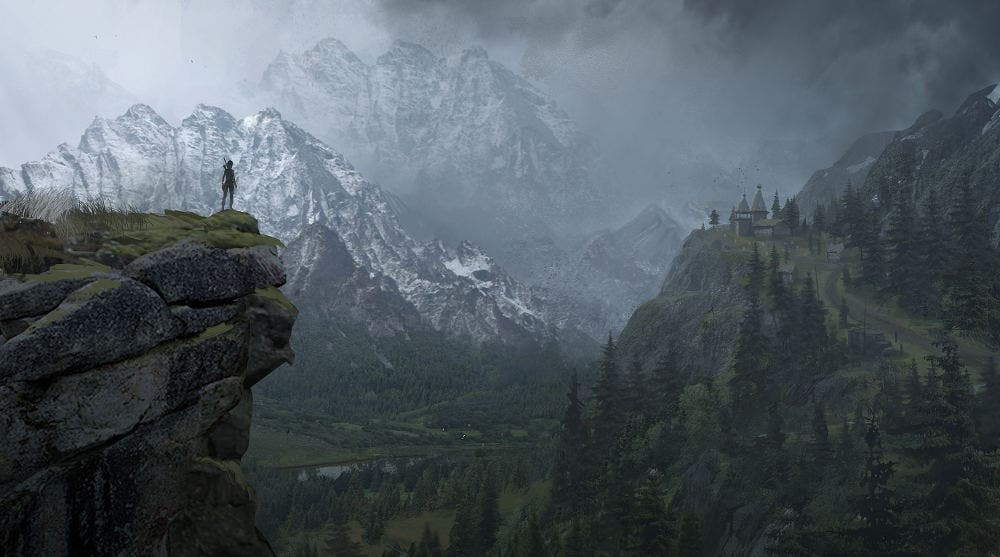 Rise of the Tomb Raider, gameplay de 15 minutos 4