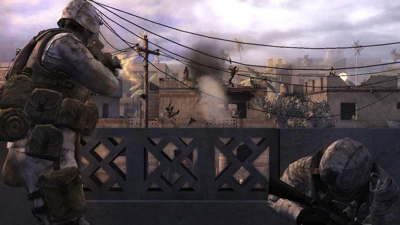 Six Days of Fallujah contará con la tecnología procedural para mantener alerta a los jugadores 1
