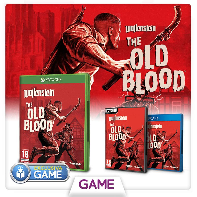 Wolfenstein The Old Blood GAME