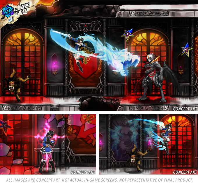 Bloodstained: Ritual of the Night rompe todas las previsiones 1