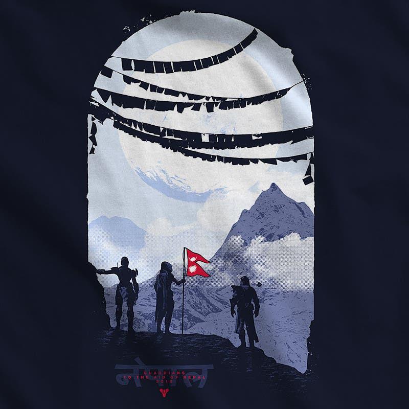 destiny bungie nepal