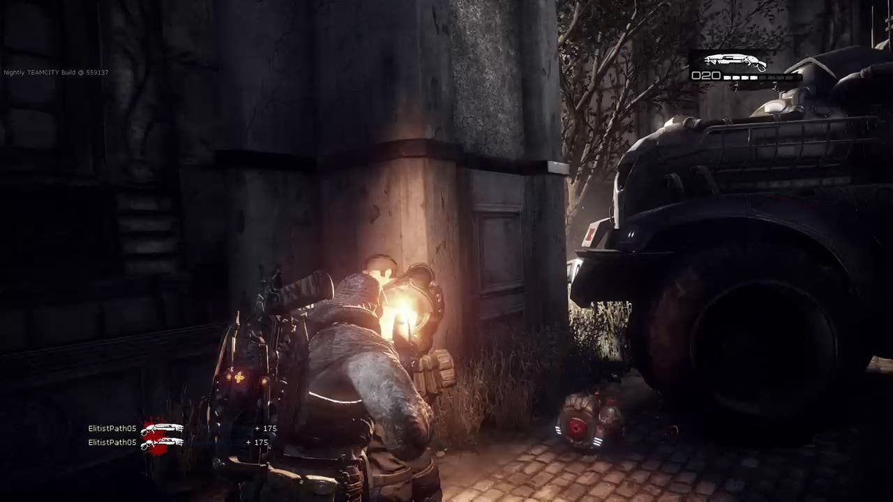 Comparativa. Gears of War: Ultimate Edition vs Gears of War original 4