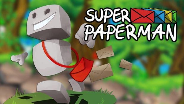 Super Paperman quiere traer el juego cooperativo a Xbox One 1