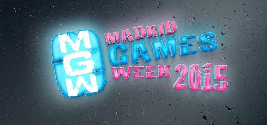 Ya están disponibles las entradas al Madrid Games Week 2015 en GAME 7
