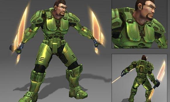 titan HALO