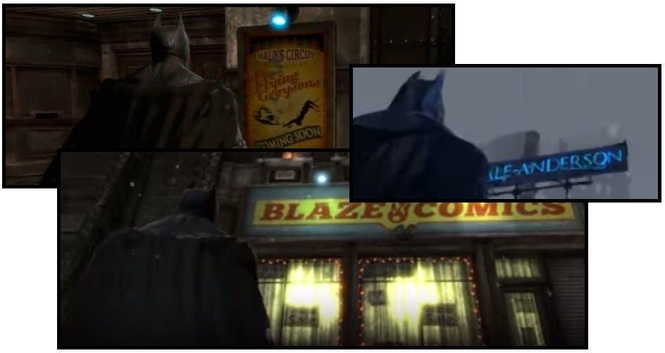 01.- batman arkham origin carteles