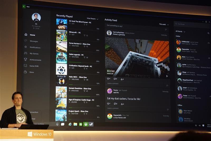 Comparativa: calidad de imagen entre Xbox One y el streaming a Windows 10 1