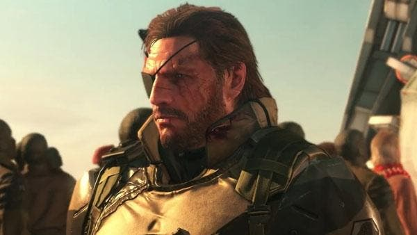 trailer del E3 de Metal Gear Solid V: The Phantom Pain