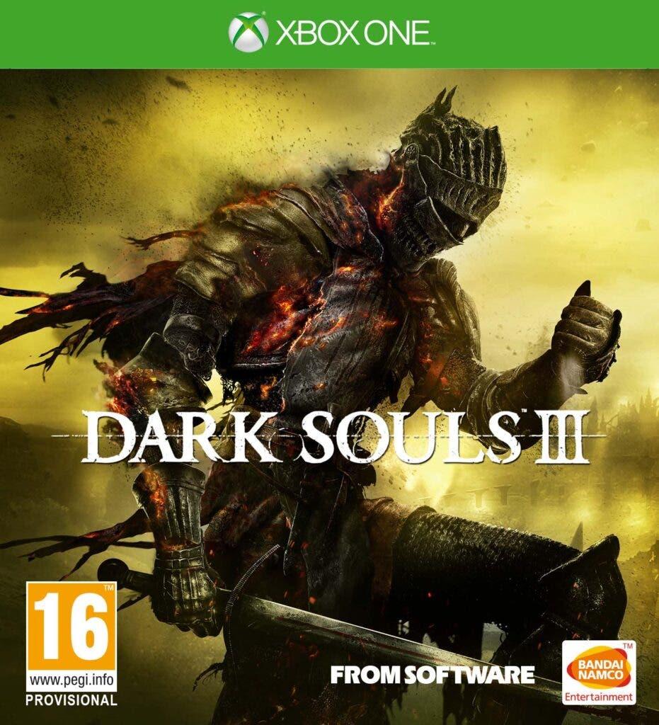 Anunciado de manera oficial Dark Souls 3