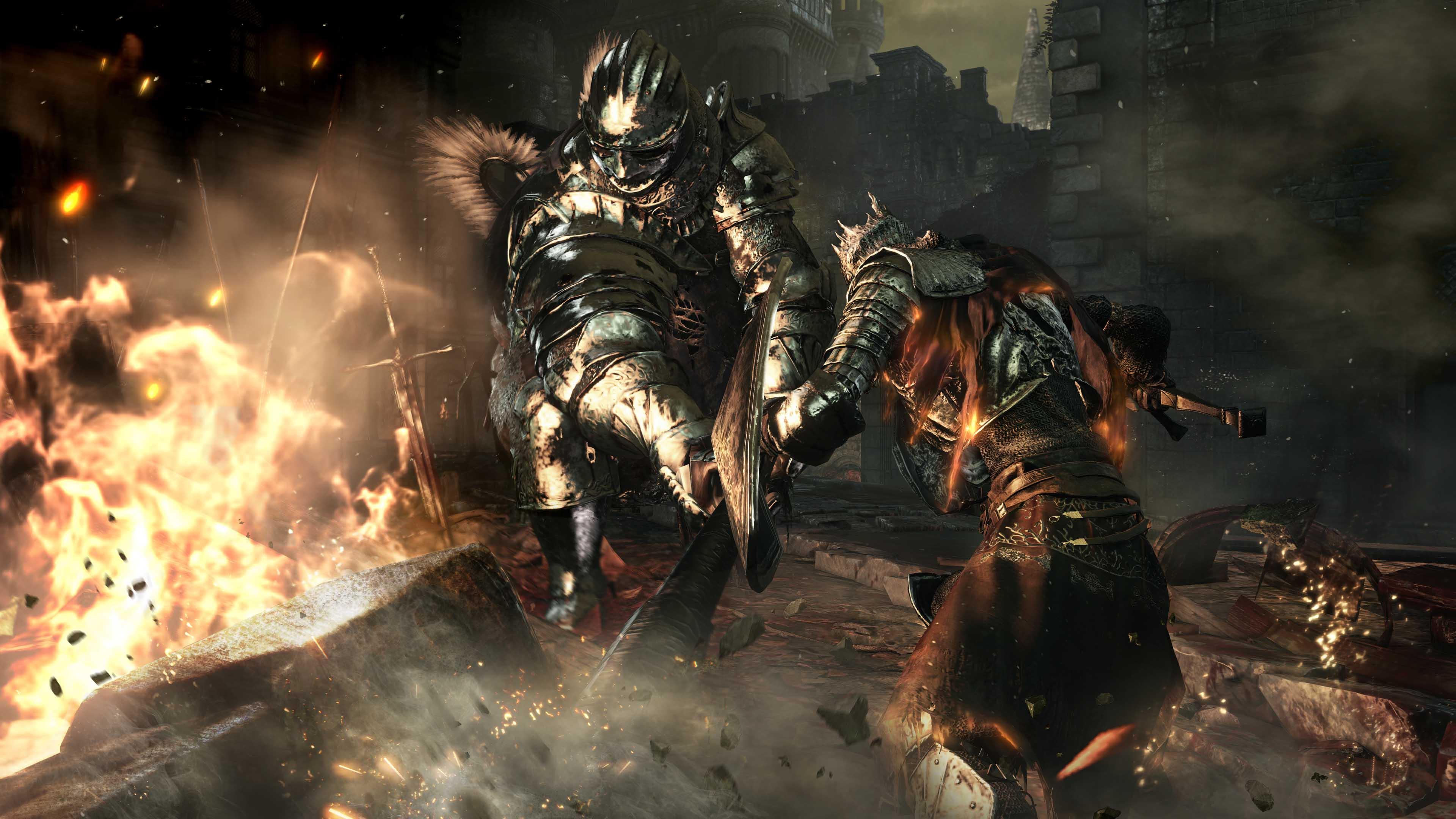 Ya tenemos aquí otro de los esperados de esta Gamescom, os traemos el primer trailer gameplay de Dark Souls 3