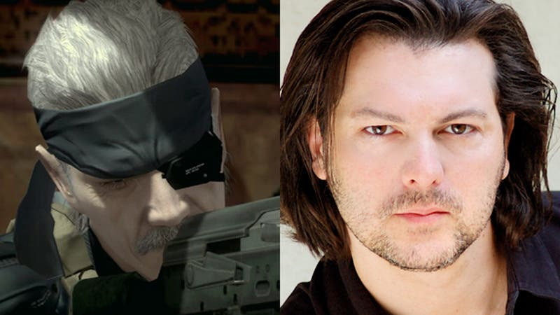 David Hayter espera estar en próximos Metal Gear