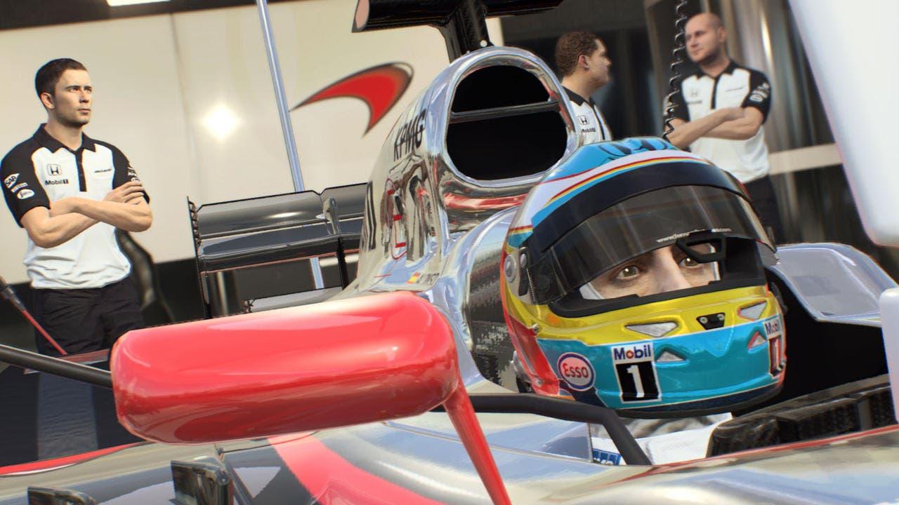 El modo carrera no llegará a F1 2015 1