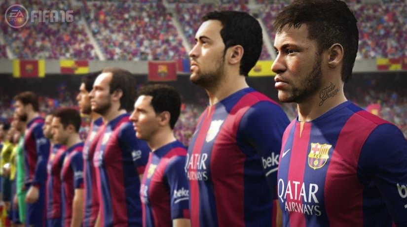 Esta es la portada de FIFA 16 1