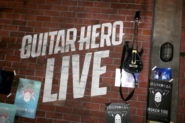 Las 10 canciones más jugadas en GHTV de Guitar Hero Live 1