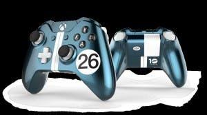 Microsoft celebra las 24 horas de Le Mans con unos increíbles mandos personalizados de Xbox One 7