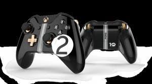 Microsoft celebra las 24 horas de Le Mans con unos increíbles mandos personalizados de Xbox One 2