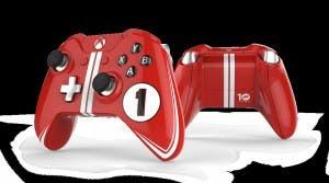 Microsoft celebra las 24 horas de Le Mans con unos increíbles mandos personalizados de Xbox One 3