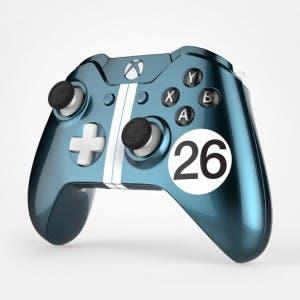 Microsoft celebra las 24 horas de Le Mans con unos increíbles mandos personalizados de Xbox One 4