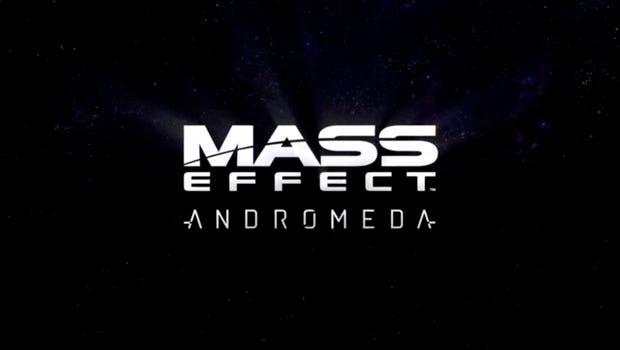 detalles oficiales de Mass Effect Andromeda