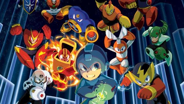 La edición especial de Mega Man Legacy Collection incluiría una figura de Mega Man y un E-Tank 2