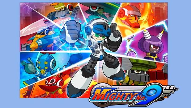 Mighty No.9 ya es gold y tiene fecha de lanzamiento 6