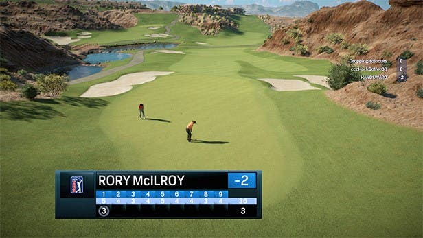 Rory McRoy PGA Tour (5)