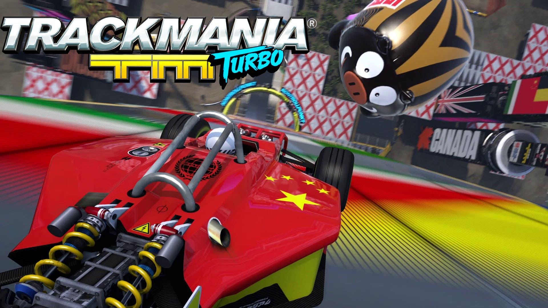 Nuevo vídeo de Trackmania Turbo 1