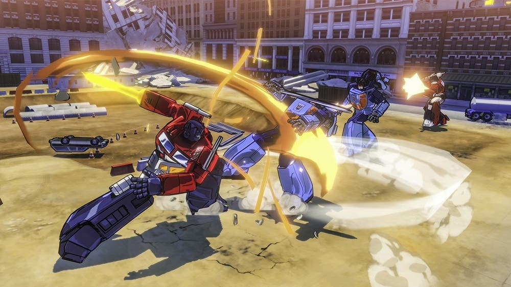 Transformers Devastation ya disponible para reserva y pre-descarga 8