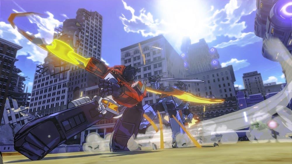 Nuevo tráiler gameplay de Transformers: Devastation 9
