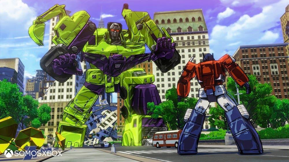 Transformers se prepara para dar vida a una trilogía, Titan Returns 1