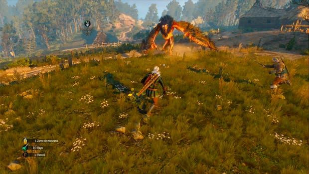 Detalles del New Game Plus de The Witcher 3 1
