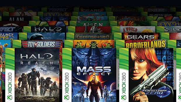 Posible lista de juegos retrocompatibles de Xbox 360 en Xbox One 1
