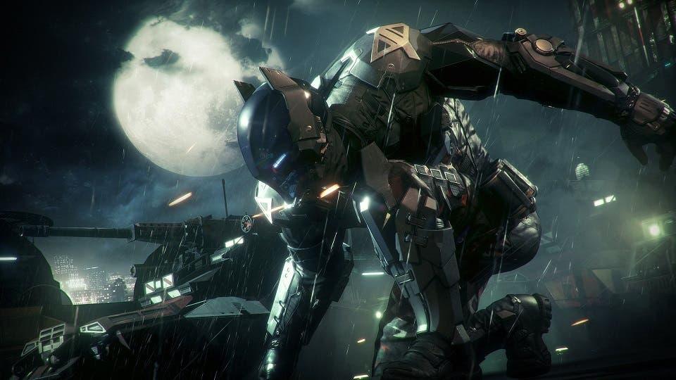 Un imagen oficial apunta a que Batman Arkham Knight contaría con mejoras para Xbox Series X|S 1